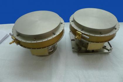 Внешний вид модуля электронной оптики прибора КАМЕРА-Э