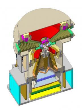 3D модель прибора КАМЕРА-Э