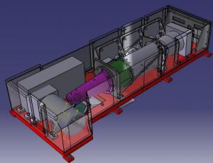 3D модель прибора MSASI