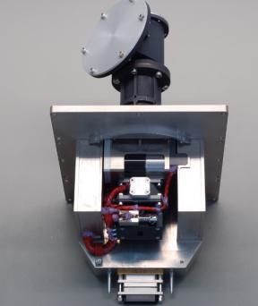 Внешний вид летной модели (FM) поворотного устройства прибора ФЕБУС